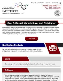 Seal & Gasket Manufacturer and Distributor (Click to Expand)