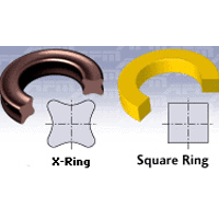 Square/X-Rings